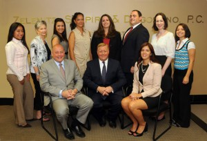 family law attorneys group shot